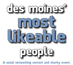 Des Moines' Most Likeable People